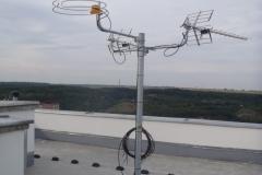 Antény pro příjem pozemního vysílání 1